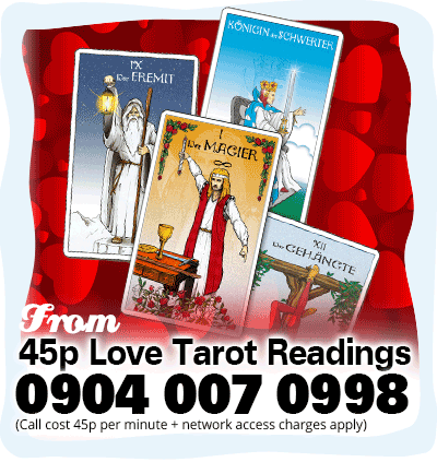 Love Tarot Readings