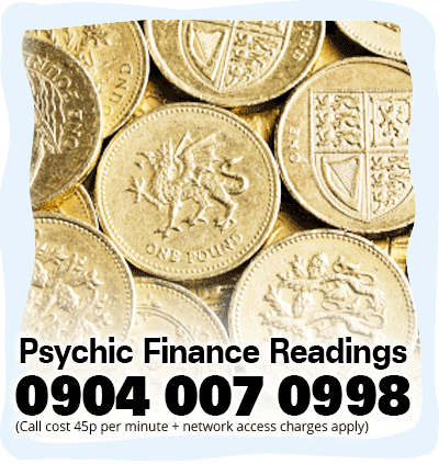 Psychic Finance Readings