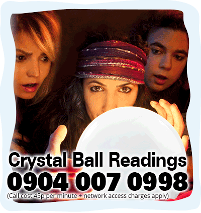 Cheap Psychics Crystal ball Readings